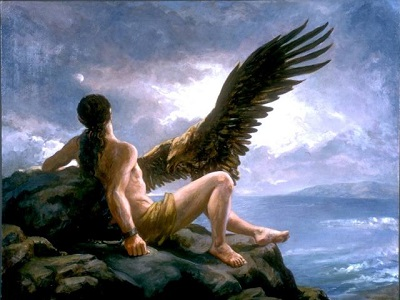 Миф о прометее эссе 1509